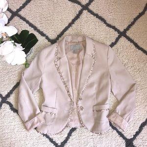 H&M neutral blazer